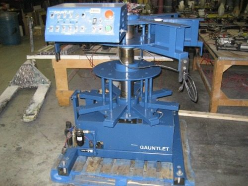 1995 M&R Gauntlet, 6 colour/8 Station