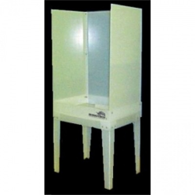 Minilite Polypropylene Washout Booth