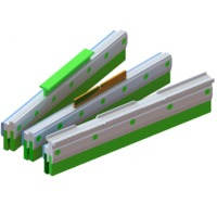 M&R Style Double Stroke Squeegee
