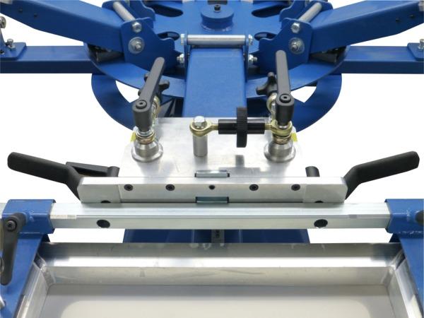 M&R KRUZER Manual Screen Printing Press