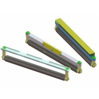 M&R Style Roller Squeegee