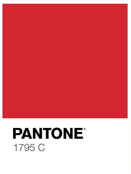 PF1125 Bright Red
