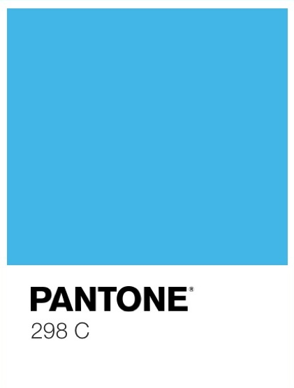PF11-298 Blue 298C