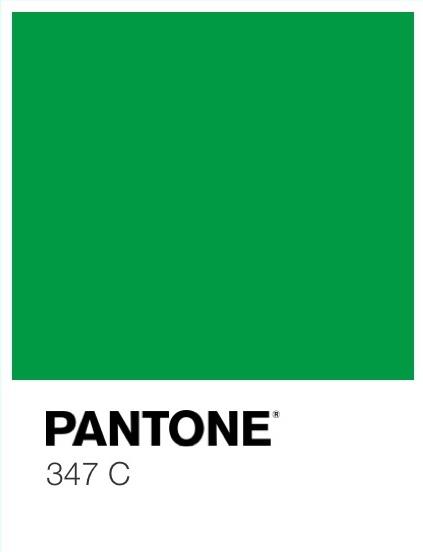 PF11-347 Green 347C