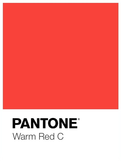 PF11WR Warm Red