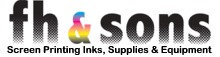 Screen Printing Supplies Canada Logo